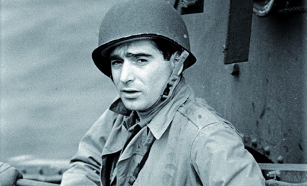 Robert Capa tra i fondatori della Magnum